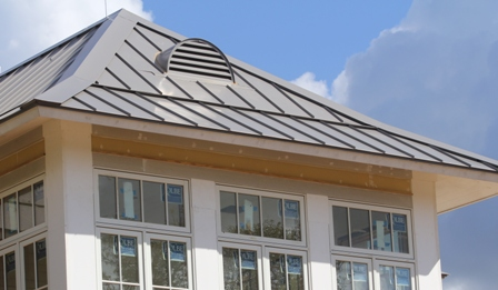 Copper By Tom Copper Awnings Louver Vents Gable