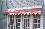 Copper Awning Sweep # 10