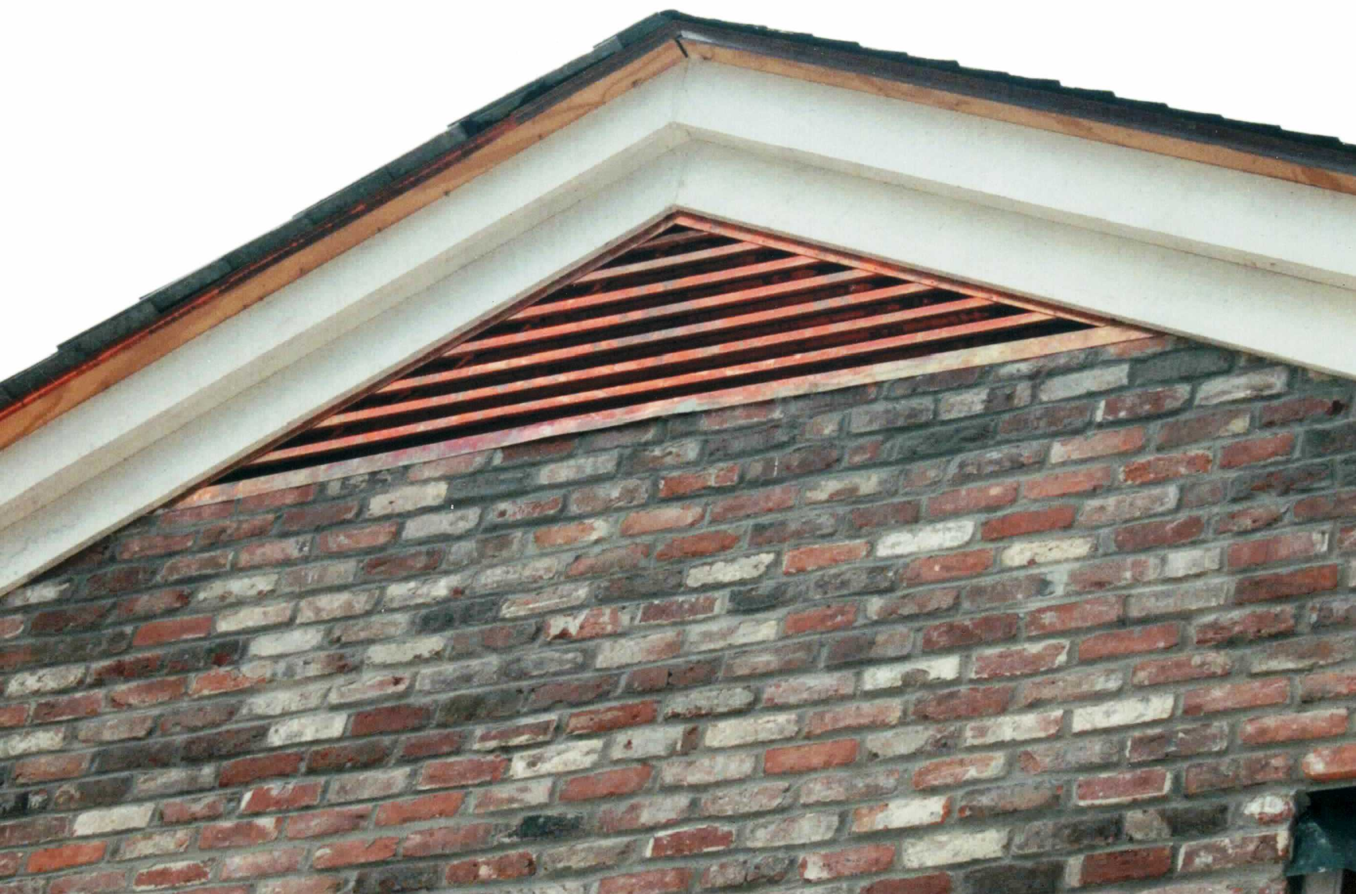 Wall Gable Vent # 54