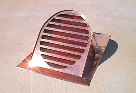 Oval Faced Vent - #Lou58
